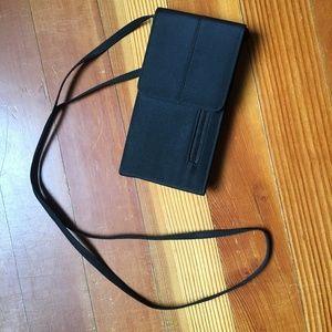 Handbags - NWOT Black Target Cross-body Wallet